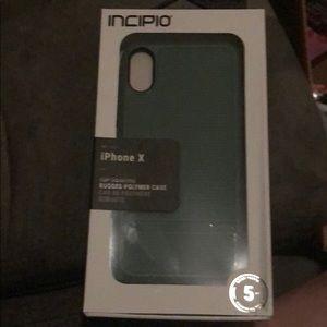 Inciipio new iPhone X case
